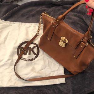 Michael Kors Hamilton Slouchy Satchel Medium Bag